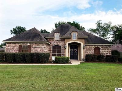 Monroe Single Family Home New Listing: 302 Frenchmans Bend Place