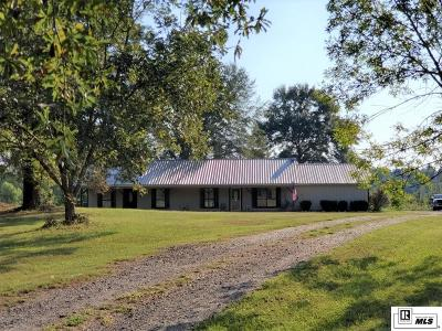 Single Family Home For Sale: 1821 Crowell Road