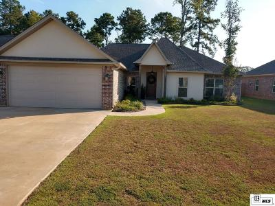 Single Family Home For Sale: 119 Plantation Hill