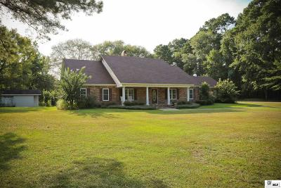 Ruston Single Family Home For Sale: 591 Chandler Road