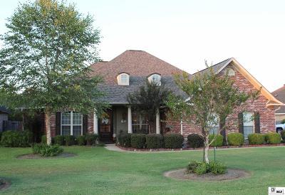 Monroe Single Family Home For Sale: 318 Bunker Lane