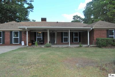 West Monroe Single Family Home For Sale: 217 Alta Mira Drive