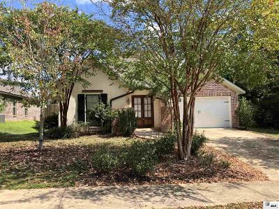 Single Family Home For Sale: 2108 Beauregard Court