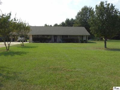 Single Family Home For Sale: 13695 Claude Kelly Road