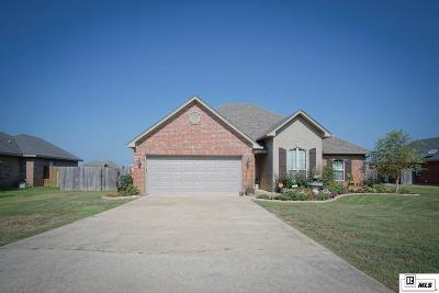 Single Family Home For Sale: 210 Zachary Way