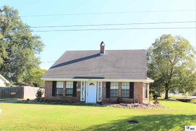 Single Family Home For Sale: 2800 Lasalle Drive