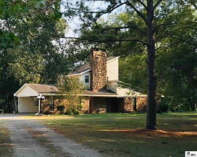 Single Family Home For Sale: 7347 Westlake Road