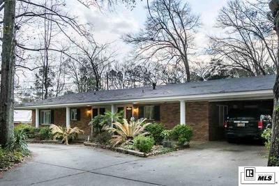 Single Family Home For Sale: 1802 N Trenton Street