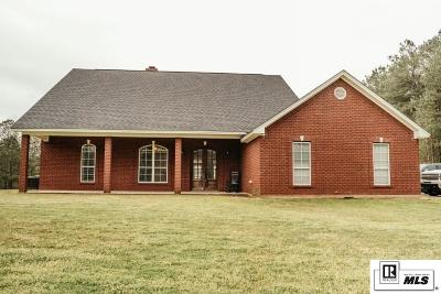 Single Family Home For Sale: 1569 Griggs Road