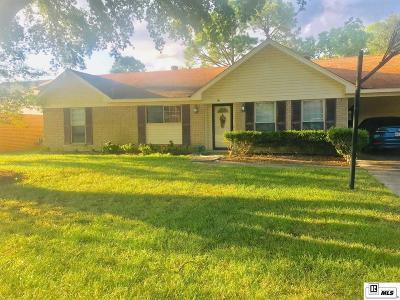 Monroe Single Family Home New Listing: 115 York Drive