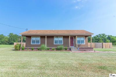Monroe Single Family Home Active-Pending: 300 Logtown School Road
