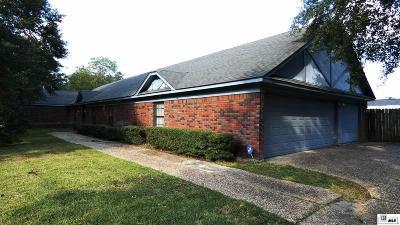 Monroe Single Family Home New Listing: 3401 Deborah Drive
