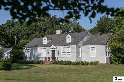 Monroe Single Family Home New Listing: 1601 Fairview Avenue