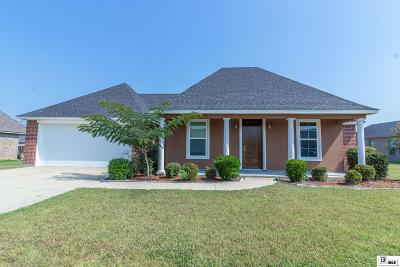Monroe Single Family Home New Listing: 212 Hoover Drive