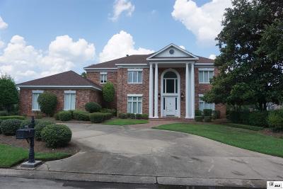 Monroe Single Family Home New Listing: 3305 Lake Desiard Drive