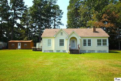 West Monroe Single Family Home New Listing: 137 Kenny Lane
