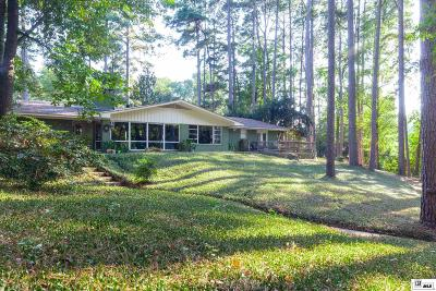 West Monroe Single Family Home New Listing: 810 McMillan Road