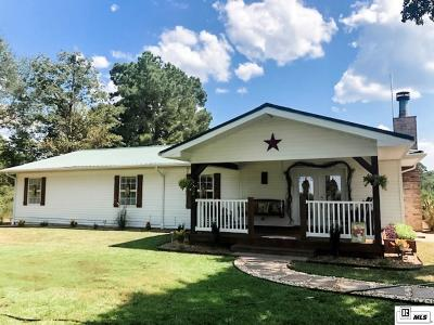 Downsville Single Family Home New Listing: 253 Prentice Pardue Road