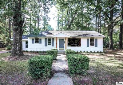 Monroe Single Family Home New Listing: 611 Matthew Street