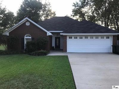 Monroe Single Family Home New Listing: 110 Vail Circle