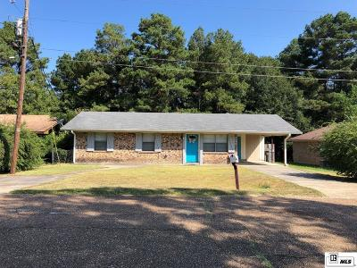 West Monroe Single Family Home New Listing: 426 Hillside Circle