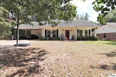 Monroe Single Family Home New Listing: 205 Briarwood Drive