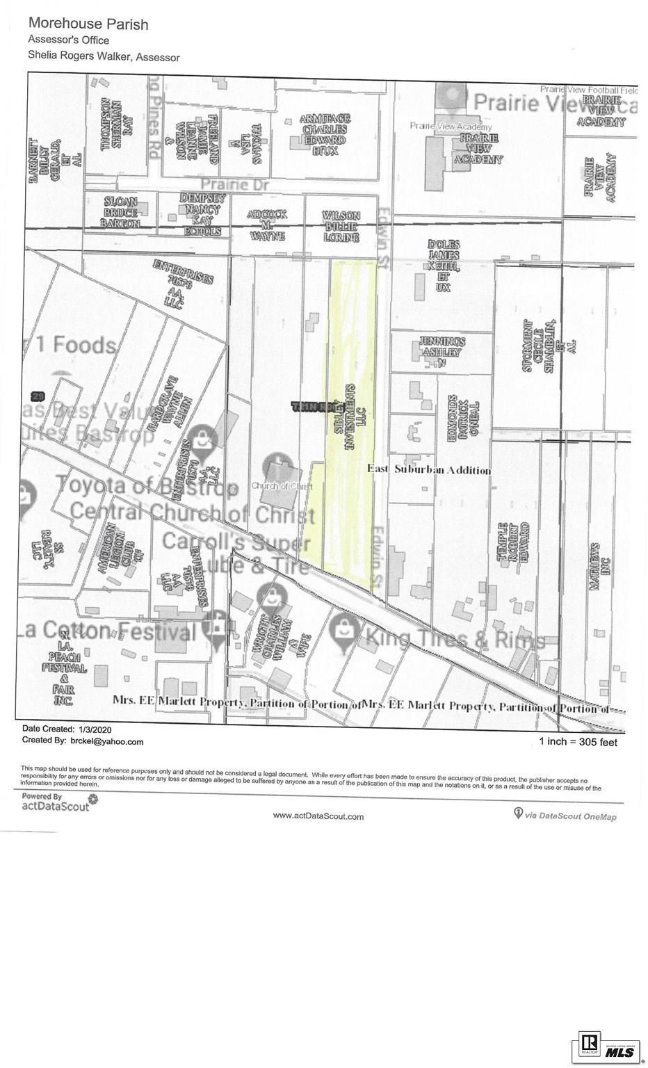5759 MER ROUGE ROAD, 501 Bastrop & Morehouse Parish
