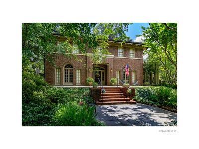 Shreveport Single Family Home For Sale: 3315 Fairfield Avenue