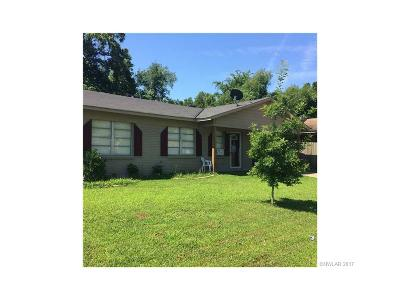 Bossier City Single Family Home For Sale: 4610 Donnie Avenue