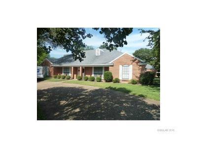 Bossier City Single Family Home For Sale: 2408 Benton Road