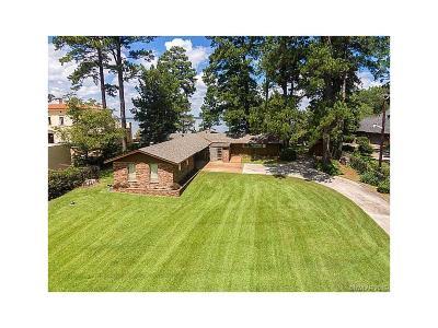Shreveport Single Family Home For Sale: 2943 Risinger Drive
