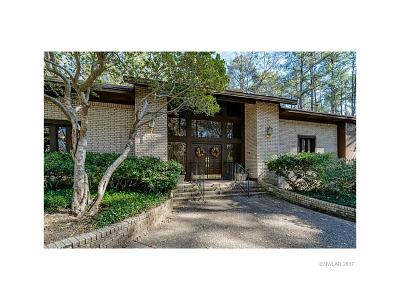 Shreveport Single Family Home For Sale: 9931 Wildoak