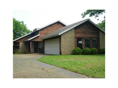 Bossier City Single Family Home For Sale: 445 Mayfair Drive