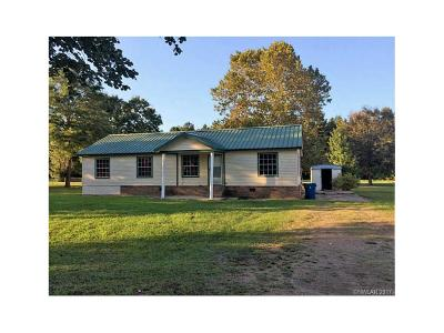 Castor LA Single Family Home For Sale: $65,000