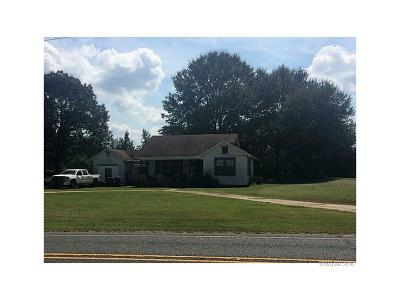 Ringgold LA Single Family Home For Sale: $75,000