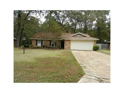 Haughton LA Single Family Home Sale Pending: $115,000