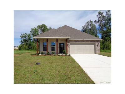 Sheveport, Shreveort, Shreveport, Shreveport-, Shreveport/blanchard, Shreverport, Shrveport Single Family Home For Sale: 1576 Riverview Lane