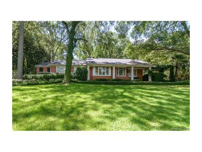 Shreveport Single Family Home For Sale: 623 Montrose Drive