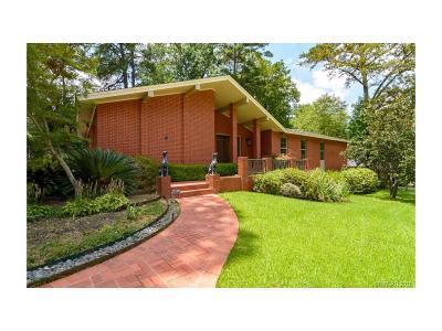 Shreveport Single Family Home For Sale: 409 Dru Circle