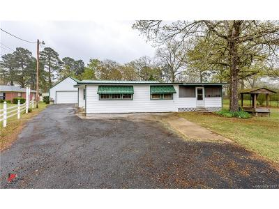 Keithville Single Family Home For Sale: 10555 Jersey Gold Road
