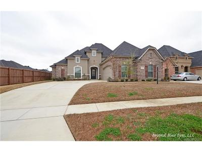 Bossier City Single Family Home For Sale: 6128 Kateland Circle