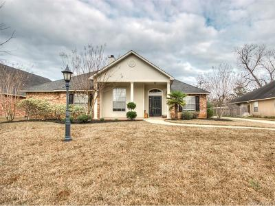 Sheveport, Shreveort, Shreveport, Shreveport-, Shreveport/blanchard, Shreverport, Shrveport Single Family Home For Sale: 9619 Gardere Drive