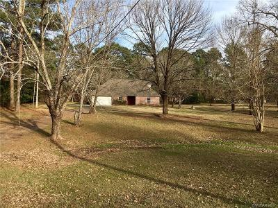 Benton Single Family Home For Sale: 703 Crouch Road