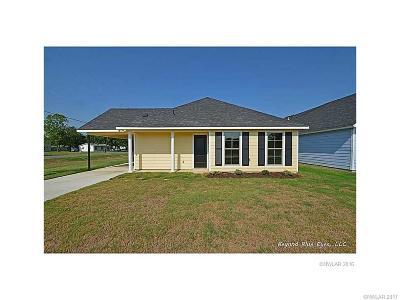 Benton Single Family Home For Sale: 501 Oak Ridge