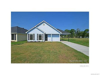 Benton Single Family Home For Sale: 503 Oak Ridge