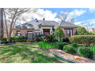 Southern Trace Single Family Home For Sale: 10940 Belle Cour Way
