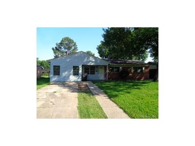 Bossier City Single Family Home For Sale: 3113 Oliver Street
