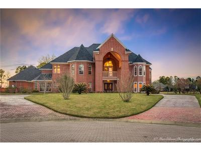 Southern Trace Single Family Home For Sale: 390 Robbins Place