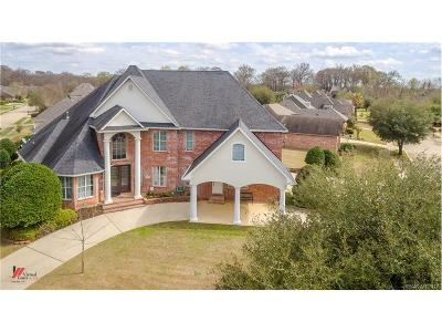 Bossier City Single Family Home For Sale: 43 Waterbury Drive