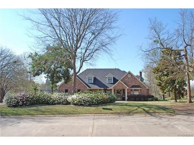 Benton Single Family Home For Sale: 205 Bay Hills Drive